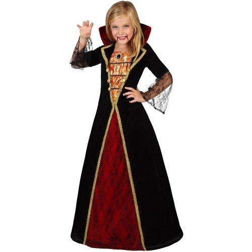 Costume Vampira Velluto