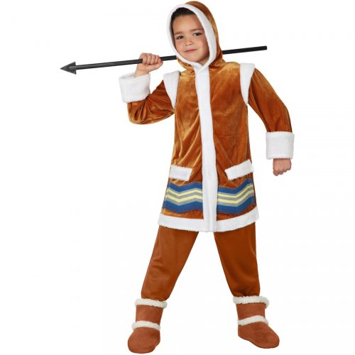 Costume Ragazzo Eschimese