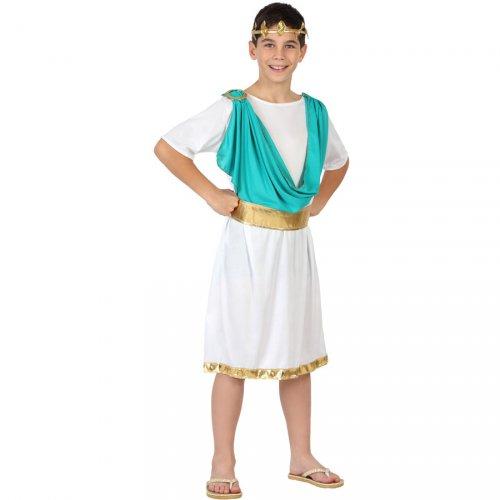 Costume Principe Romano Bambino