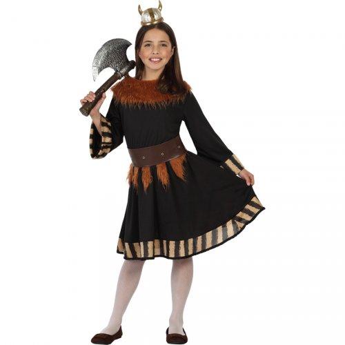 Costume Principessa Vichinga Bambina