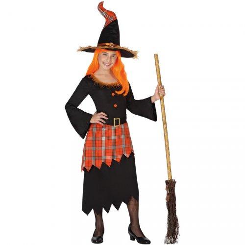 Costume Strega Scotty (Bambina)