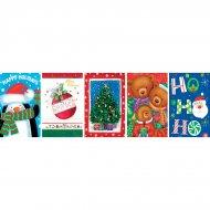 5 Biglietti di auguri Natale