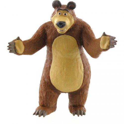 Statuetta dell orso Michka - Plastica