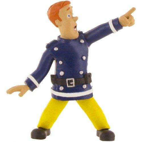 Vigile del fuoco Sam Figurine - plastica