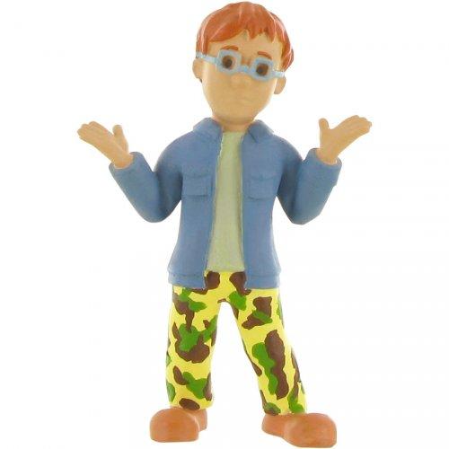 Nicolas Prime figurine (Sam il vigile del fuoco) - Plastica