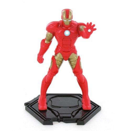 Figura dell uomo di ferro (7 cm) - Plastica