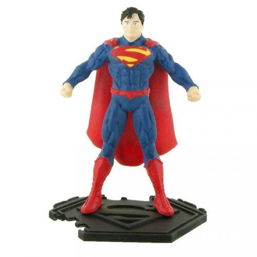 Superman figura (9 cm) - Plastica