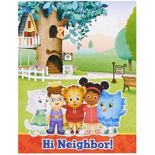 8 Inviti Daniel Tiger s Neighborhood