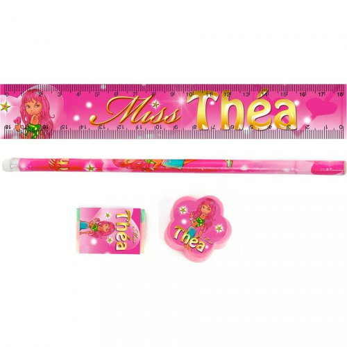 Set di cartoleria Miss Thea