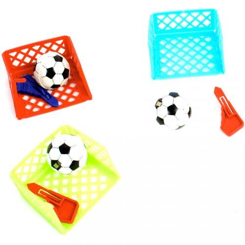 1 Partita di calcio con lanciatore