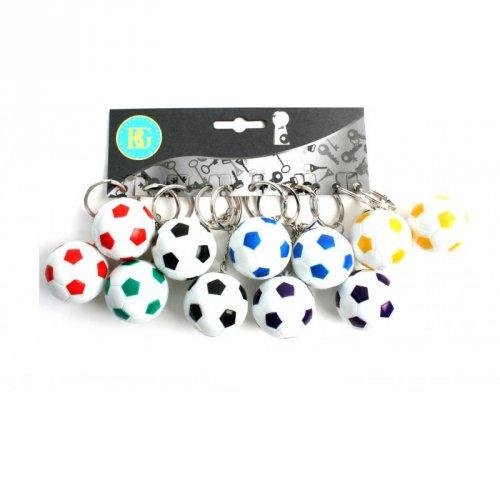 6 Portachiavi Calcio