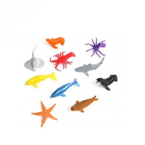 1 Statuina dell oceano (5 cm) - Plastica