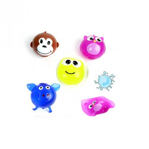 1 Splatch Animal o Smiley Ball