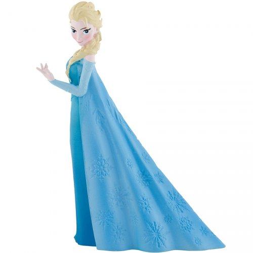Statuina Elsa (Regina delle Nevi) - Plastica