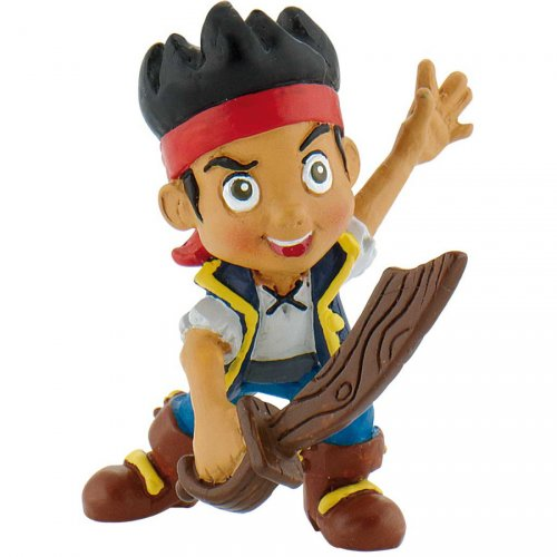 Pirata (Pirate) Jake la figura del pirata