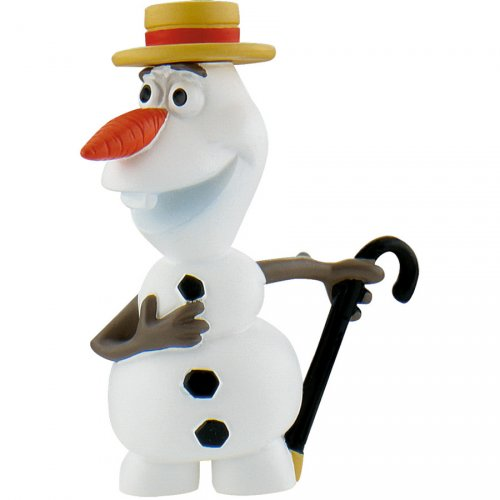 Olaf Figurine Frosted Party