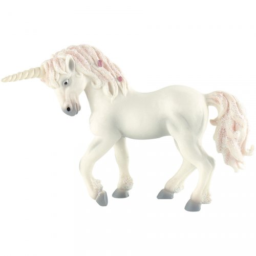 Statuina Unicorn criniera rosa