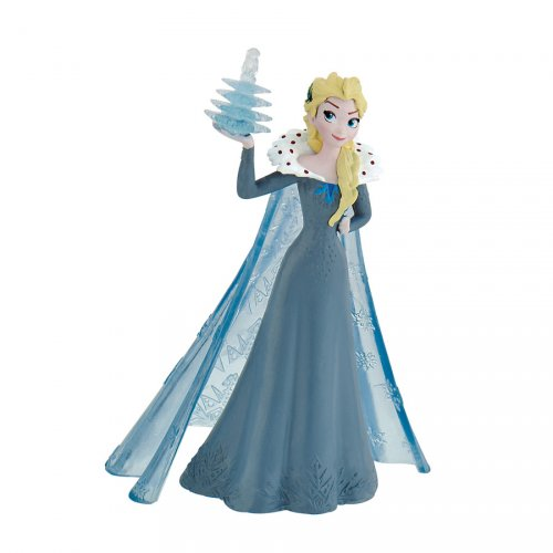 Elsa Les Aventures d Olaf figurine - Plastica