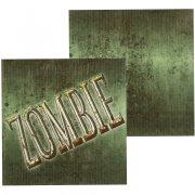 12 Tovaglioli Zombie Party