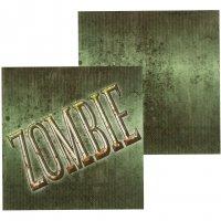 Contiene : 1 x 12 Tovaglioli Zombie Party