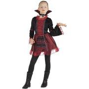 Travestimento Vampira Fashion 7-9 anni