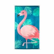 Bandiera Fenicottero rosa