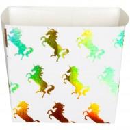 6 Vasetti Unicorno