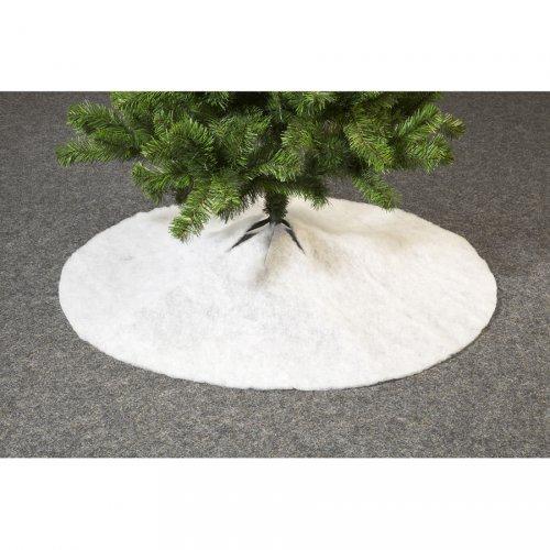 Copribase per Albero di Natale Neve Finta (90 cm)