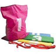 Corsa nei Sacchi - 4 sacchi numerati
