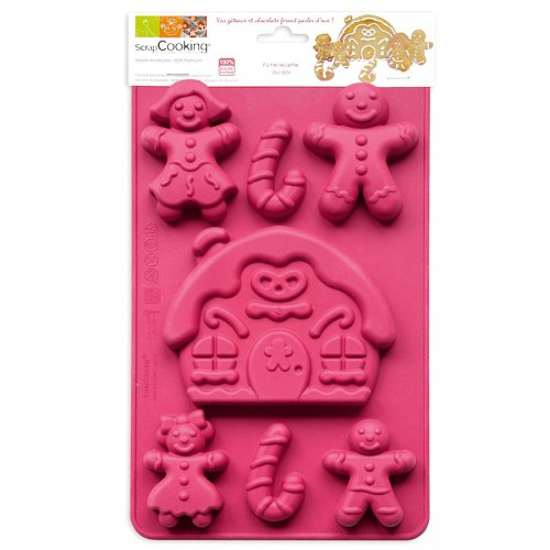 Stampo La Famiglia di panpepato