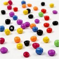 Perle di roccia multicolore misto (5 mm)