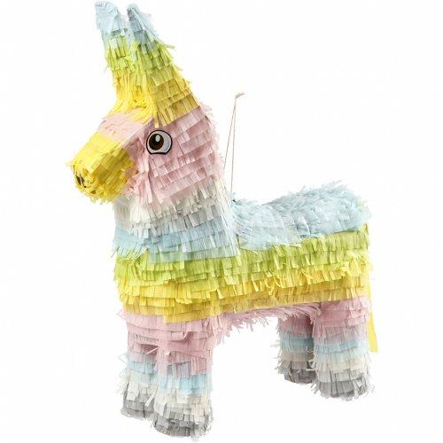 Kit Creativo Pinata Donkey Pastels