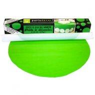 Pasta di zucchero verde da stendere (430 g)