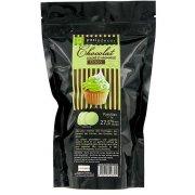 Compresse di cioccolato bianco al lime (250 g)