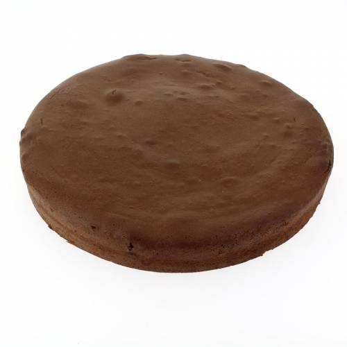 Pan di spagna rotondo al cioccolato (26 cm)