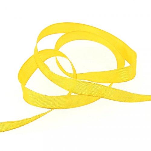 Nastro tinta unita Giallo oro (1,5 cm - 2 m)