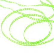 Nastro Pois perforati (0,7 cm - 2 m) - Verde Pop