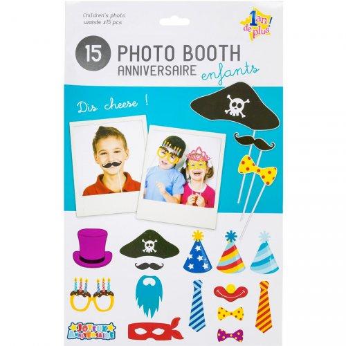Stand foto Compleanno pirata
