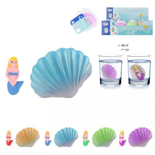 1 Sirena a guscio magico