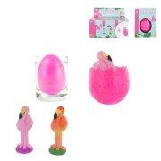 1 Uovo Magico Maxi Flamingo (11 cm)