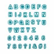 Tagliapasta Lettere e Numeri