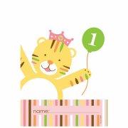 8 Sacchetti regalo 1 anno di dolcezza