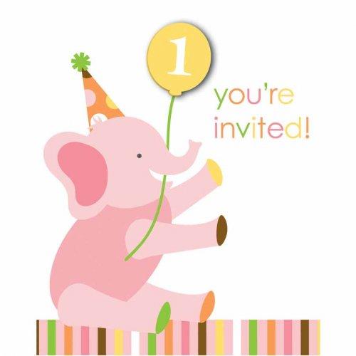 8 Inviti 1 anno dolcezza