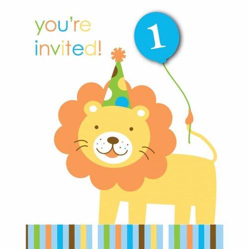 8 Inviti 1 anno tenerezza