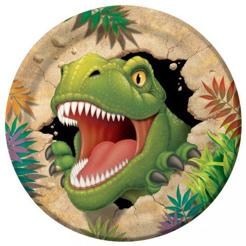 8 Piatti Dino in Rilievo