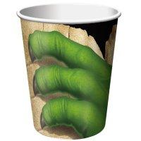 Contiene : 1 x 8 Bicchieri Dino in Rilievo