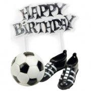 Kit di decorazioni - Palloni da calcio