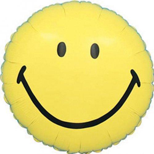Palloncino Mylar Smiley Face