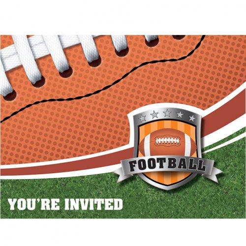 8 Inviti Football americano
