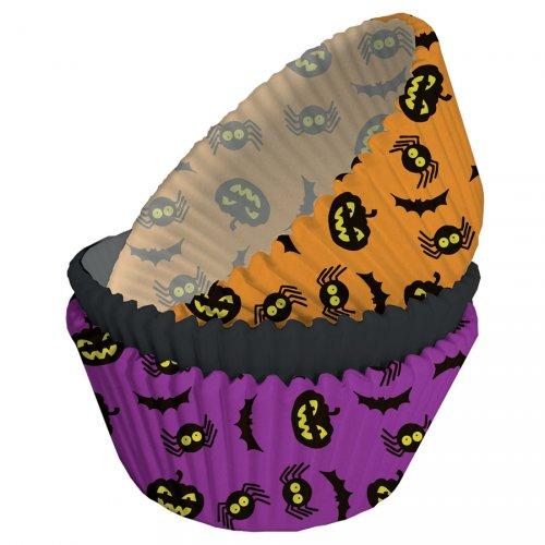 75 Pirottini per cupcake Halloween